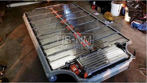 特斯拉电池组